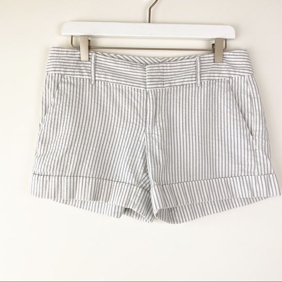 Tommy Hilfiger Pants - Tommy Hilfiger Chino Striped Shorts